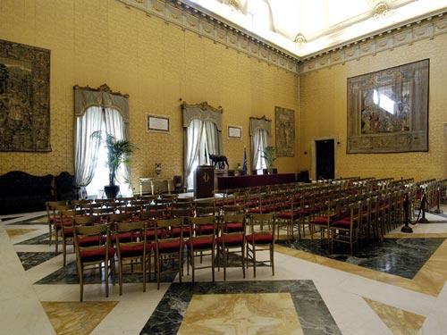 La camera dei deputati for Camera dei deputati palazzo montecitorio